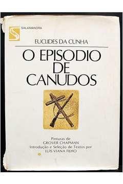 Livro o Episodio de Canudos Autor Euclides da Cunha (1978) [usado]