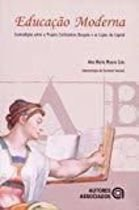 Livro Educação Moderna Autor Ana Maria Moura Lins (2003) [novo]