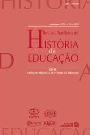 Livro Revista Brasileira de História da Educação V. 12 - Nº 2 (29) Autor Sociedade Brasileira de História da Educação (2012) [novo]