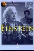 Livro Einstein Viveu Aqui Autor Abraham Pais (1997) [usado]