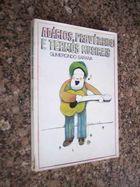 Livro Adágios, Provérbios e Termos Musicais Autor Gumercindo Saraiva (1985) [usado]