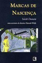 Livro Marcas de Nascença - Coleção Negra Autor Sarah Dunant (1998) [usado]