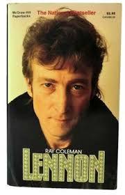 Livro Lennon Autor Ray Coleman (1986) [usado]