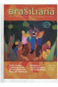 Livro Revista Brasiliana - N° 17 - Ano 2004 Autor Academia Brasileira de Música [usado]