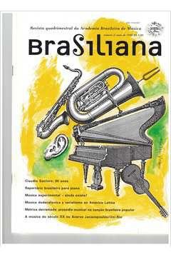 Livro Revista Brasiliana - N° 2 - Ano 1999 Autor Academia Brasileira de Música [usado]
