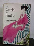 Livro Le Cercle de Famille Autor André Maurois [usado]