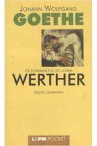 Livro os Sofrimentos do Jovem Werther_edição Comentada Autor Johann Wolfgang Goethe (2014) [usado]
