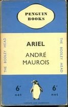 Livro Ariel : a Shelley Romance Autor André Maurois (1985) [usado]