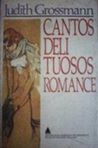 Livro Cantos Delituosos Autor Judith Grossmann (1985) [usado]