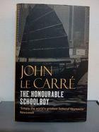 Livro The Honourable Schoolboy Autor John Le Carré (1977) [usado]