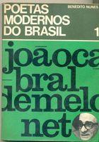 Livro João Cabral do Melo Neto Autor Benedito Nunes (1971) [usado]
