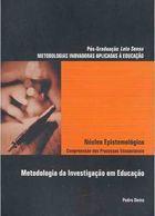 Livro Metodologia da Investigação em Educação Autor Pedro Demo (2005) [usado]