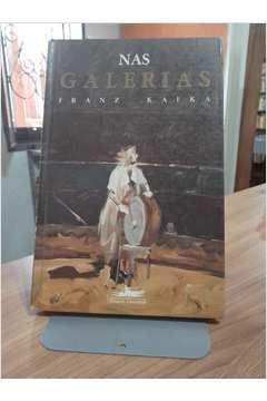 Livro nas Galerias Autor Franz Kafka (1989) [usado]