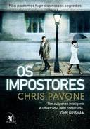 Livro os Impostores Autor Chris Pavone (2013) [usado]