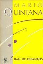 Livro Baú de Espantos Autor Mário Quintana (1987) [usado]