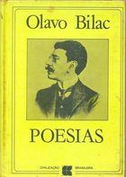 Livro Poesias Autor Olavo Bilac (1977) [usado]