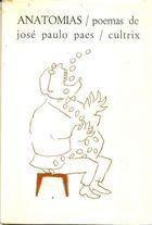 Livro Anatomias Autor José Paulo Paes (1967) [usado]