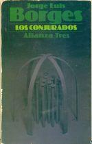 Livro Los Conjurados Autor Jorge Luis Borges (1985) [usado]