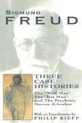 Livro Three Case Histories Autor Sigmund Freud (1996) [usado]