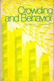 Livro Crowding And Behavior Autor Jonathan L. Freedman (1975) [usado]
