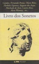 Livro dos Sonetos Autor Camões, Fernando Pessoa, Olavo Bilac (2010) [usado]
