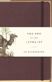 Livro The End Of The Alphabet Autor Cs Richardson (2008) [usado]