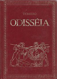 Livro Odisséia Autor Homero (1981) [usado]