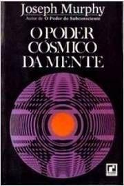 Livro o Poder Cósmico da Mente Autor Joseph Murphy (1993) [usado]