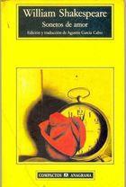 Livro Sonetos de Amor ( em Espanhol ) Autor William Shakespeare (1992) [usado]