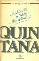 Livro Apontamentos de História Sobrenatural Autor Mario Quintana (1984) [usado]