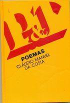 Livro Poemas Autor Cláudio Manuel da Costa [usado]