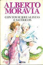 Livro Contos Surrealistas e Satíricos Autor Alberto Moravia (1986) [usado]