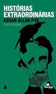 Livro Histórias Extraordinárias Autor Edgar Allan Poe (2011) [usado]