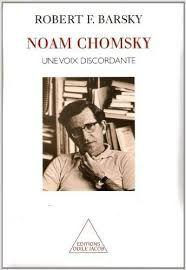 Livro Noam Chomsky: Une Voix Discordante Autor Robert F. Barsky (1998) [usado]