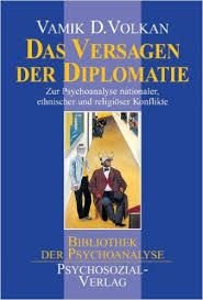 Livro das Versagen Der Diplomatie Autor Vamik D. Volkan (2003) [usado]