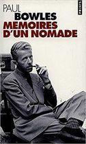 Livro Mémoires Dun Nomade Autor Paul Bowles (1999) [usado]