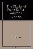 Livro The Diaries Of Franz Kafka 1910-1913 Autor Franz Kafka, Max Brod (edited) (1949) [usado]