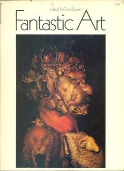 Livro Fantastic Art Autor David Larkin ( Edited ) (1973) [usado]