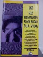 Livro seus Pensamentos Podem Mudar sua Vida Autor Joyce Garcia (1990) [usado]