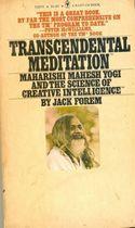 Livro Transcendental Meditation Autor Jack Forem (1976) [usado]