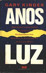 Livro Anos Luz Autor Gary Kinder (1987) [usado]