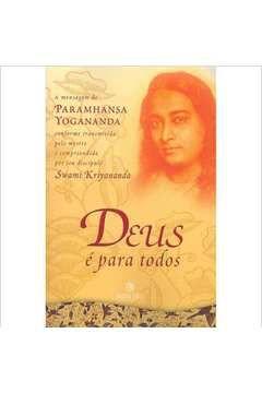 Livro Deus é para Todos Autor Swami Kriyananda (2006) [usado]