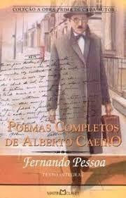 Livro Poemas Completos de Alverto Caeiro Autor Fernando Pessoa (2007) [usado]