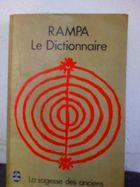 Livro Le Dictionnaire Autor Lobsang Rampa [usado]