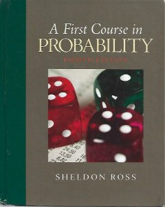 Livro a First Course In Probability Autor Sheldon Ross (2010) [usado]