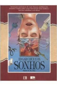 Livro Edgar Cayce e os Sonhos Autor Harmon H. Bro (1989) [usado]