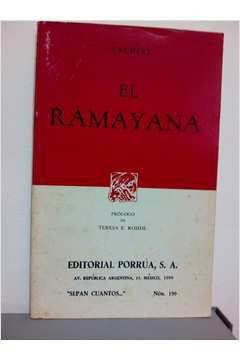 Livro Valmiki Autor El Ramayana (1989) [usado]