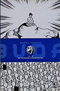 Livro Buda - os Primeiros Ensinamentos - Volume 9 Autor Osamu Tezuka (2005) [usado]