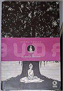 Livro Buda - um Caminho Solitário Autor Osamu Tesuka (2005) [usado]