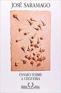 Livro Ensaio sobre a Cegueira Autor José Saramago (2008) [usado]